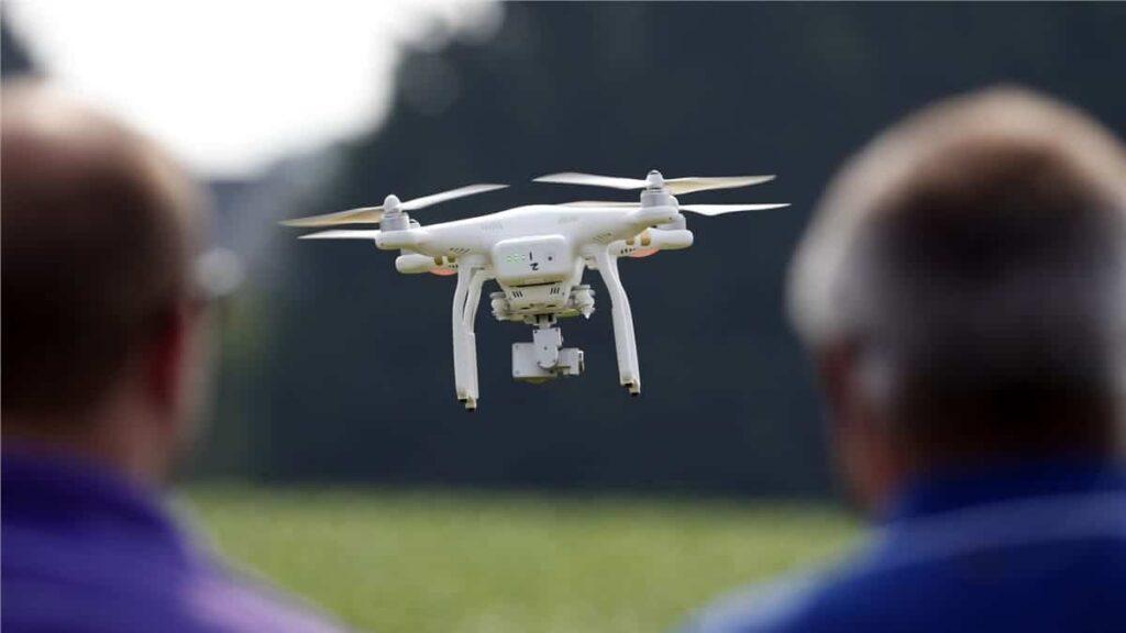 DEEP AERO blockchain drone technology