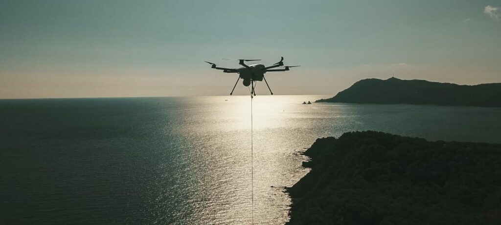 Elistair - tethered drone systems