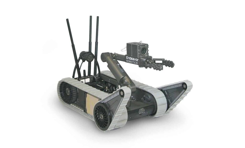 Endeavor Robotics to Provide Small UGVs to U S  Marine Corps