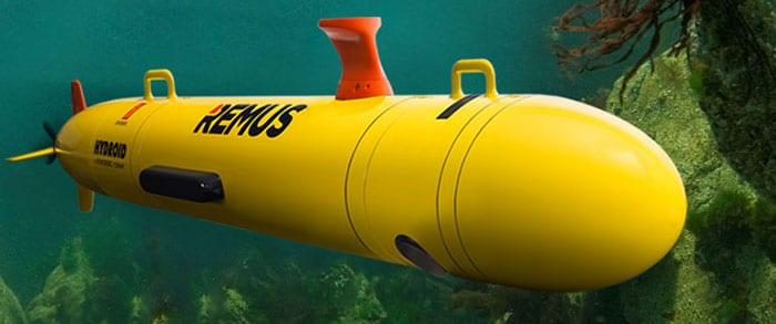 Hydroid Launches High Resolution Synthetic Aperture Sonar
