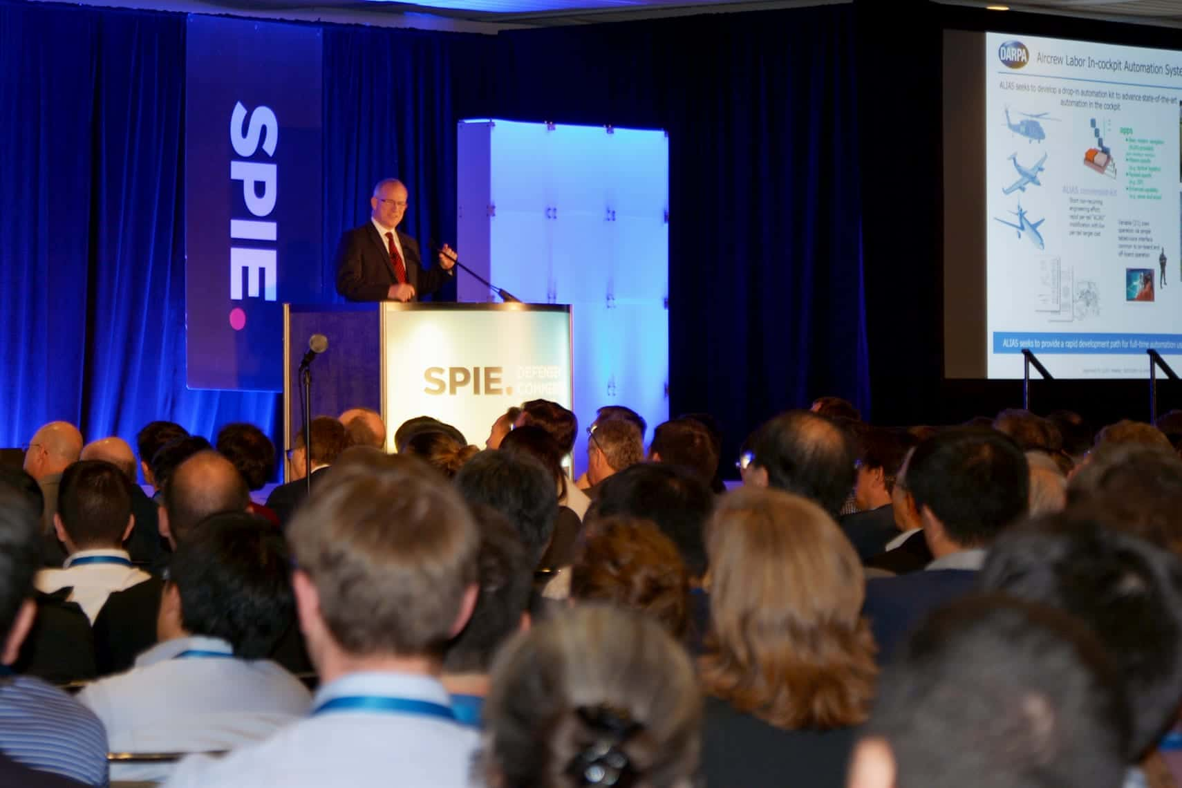 Spie Defense And Commercial Sensing 2018 Returns To