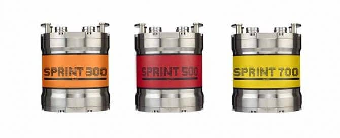 SPRINT Subsea INS for AUV ROV
