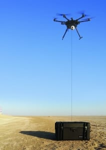 Safe-T Tethered Drone System