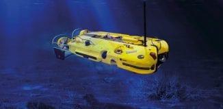 Solstice Sonar for AUVs