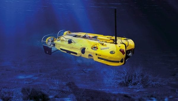 Solstice Sonar for AUVs