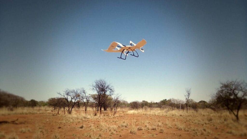 New Hybrid VTOL Drone Mapping System Undergoes Flight Trials