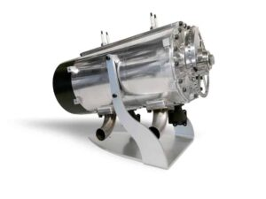 3W-International hybrid Wankel engine