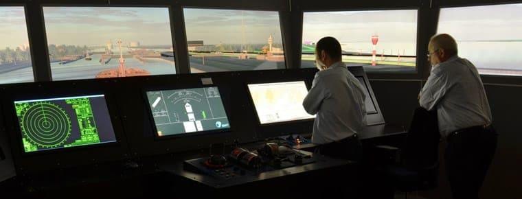 BMT ship simulator