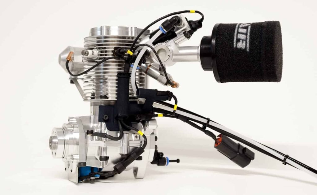 Uav Engines Heavy Fuel 4 Stroke Drone Engines For Uas