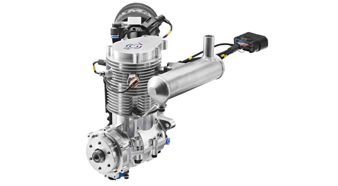 DF35 Single Cylinder UAV Engine