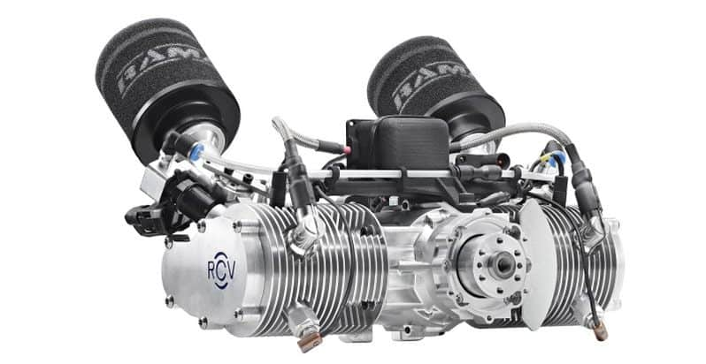 DF70 Twin Cylinder UAV Engine