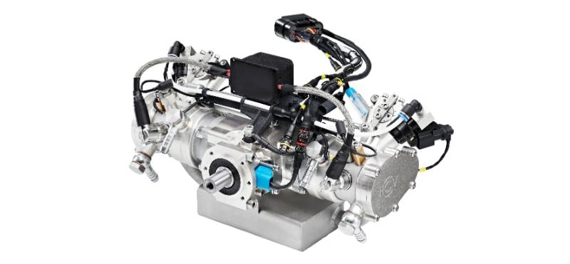 DF70LC Liquid-Cooled UAV Engine