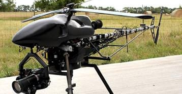 Multi-Fuel Engines for VTOL UAVs