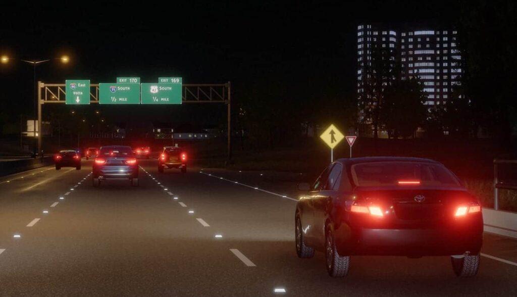 NVIDIA DRIVE Autonomous Vehicle Simulation