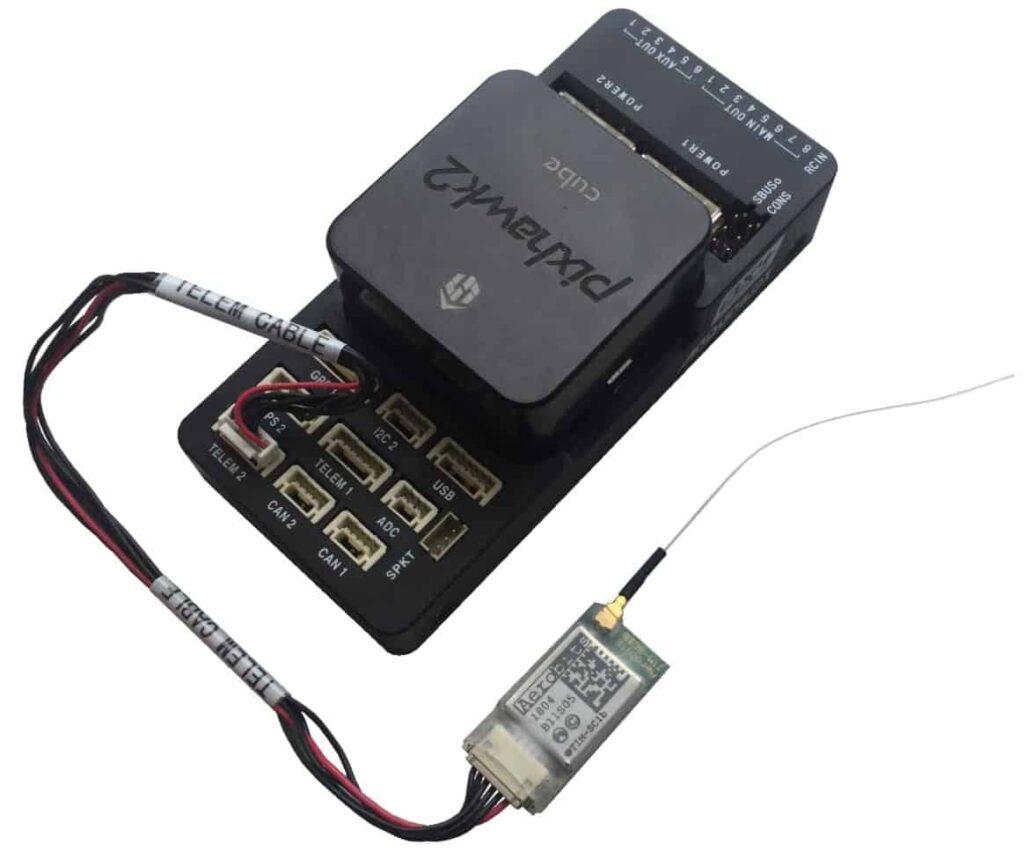 Plug&Play MAVLink ADS-B Receiver