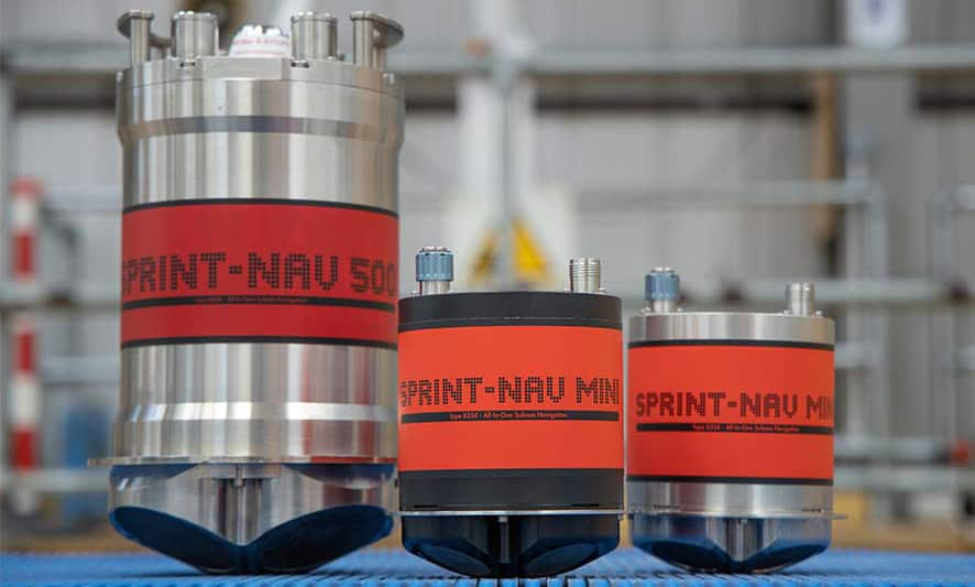SPRINT-Nav Family of Subsea Navigation Systems