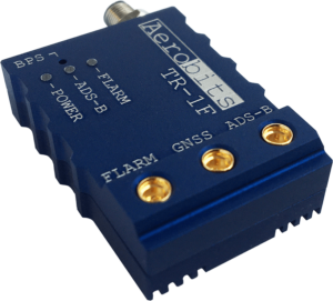 TR-1F – DAA Transceiver for UAS