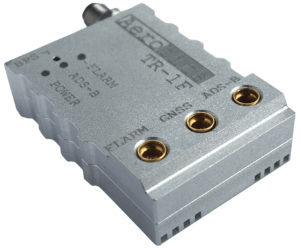 TR-1F – Detect-and-Avoid Transceiver for UAS