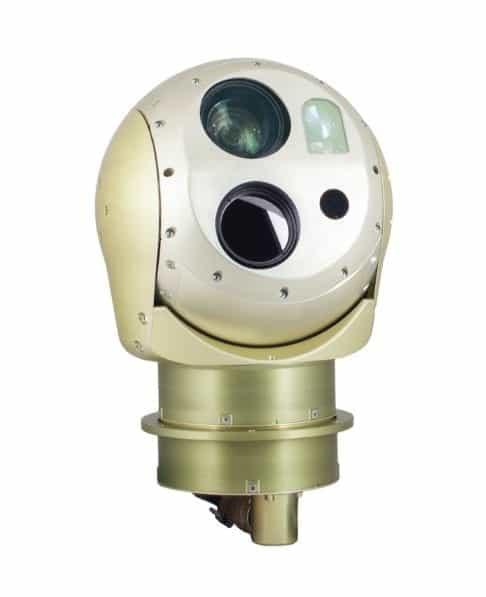 UAVOS 2-axis UAV Camera Gimbal