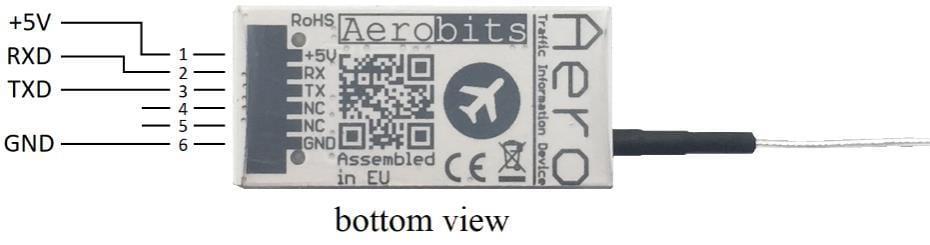 Ultra-Low Weight UAV ADS-B Receiver