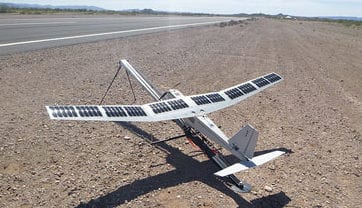 Flexible Solar-Panels for UAVs and drones