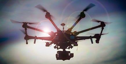 IMUs for UAV navigation and control