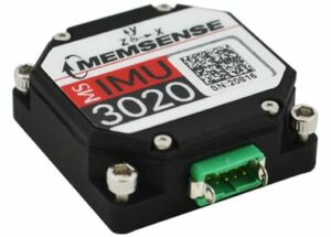 MS-IMU3020 miniature inertial measurement unit (IMU)