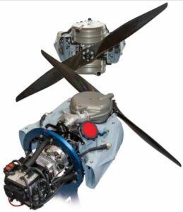 NWUAV NW-88 UAV engine
