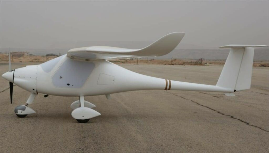 Pipistrel Sinus light aircraft