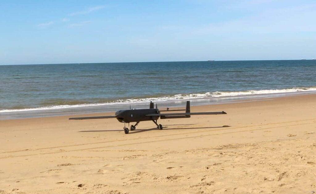 AERTEC Tarsis UAV