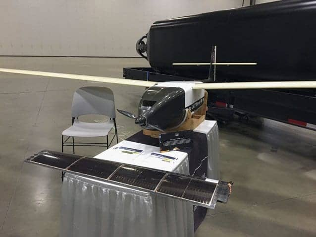 UAV Hybrid Propulsion Systems
