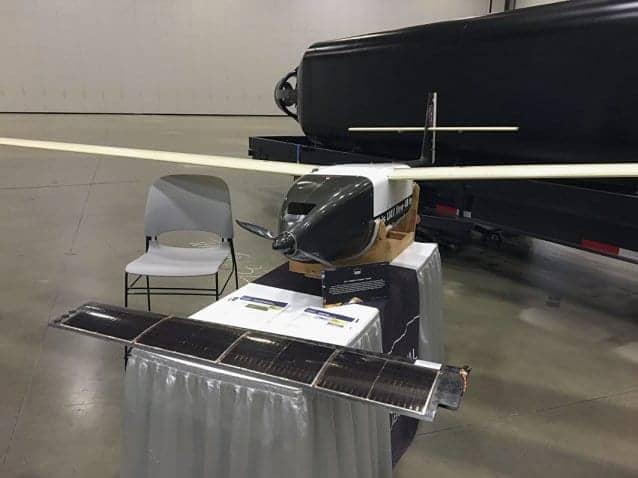 Hybrid Tiger UAV