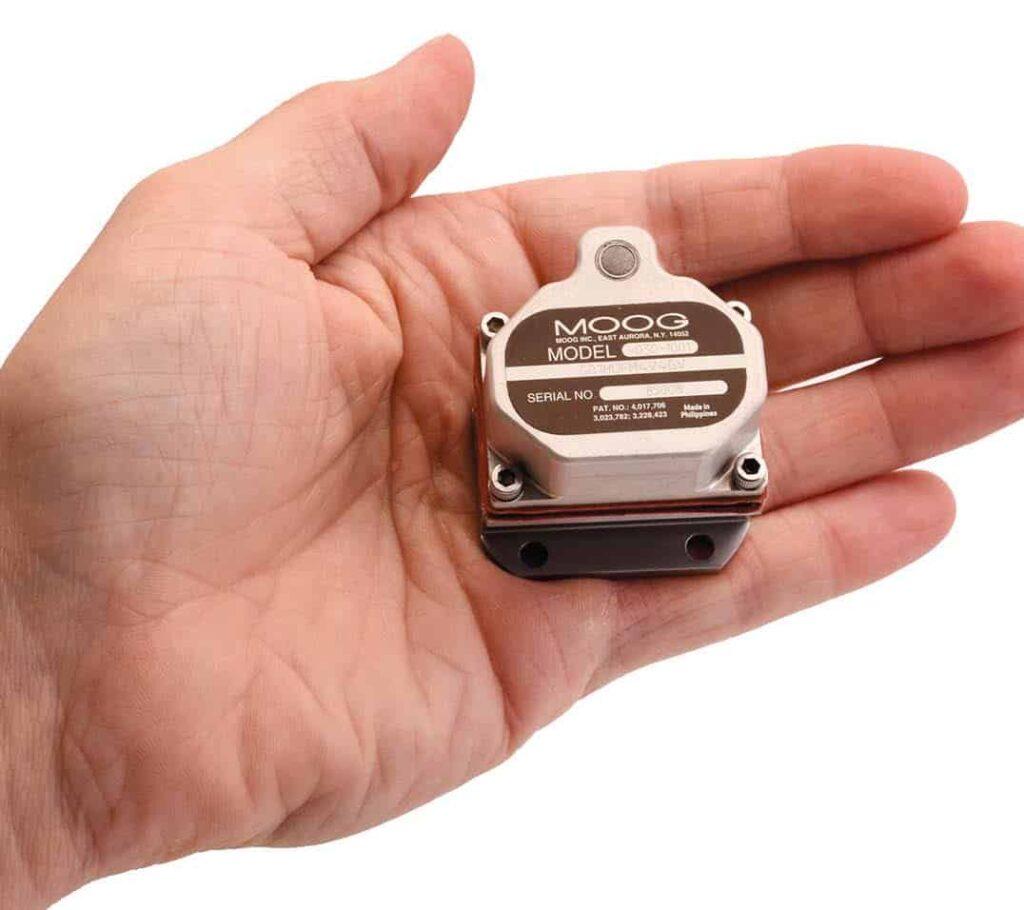 Moog Servo Valve for ROVs