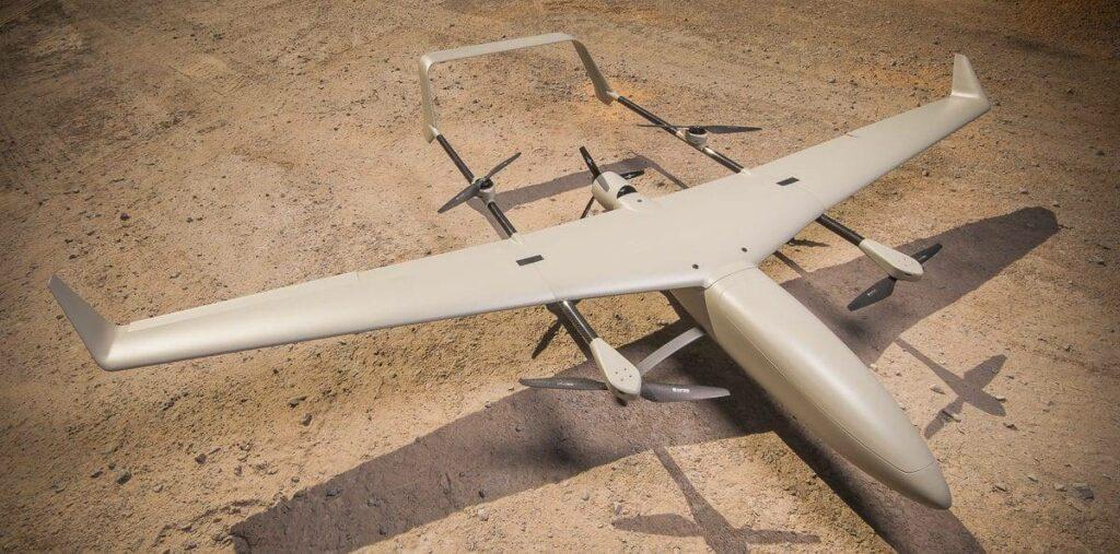 Transition Commercial VTOL UAV