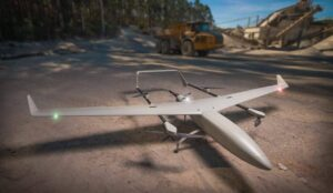 VTOL UAV for Mining