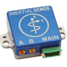 µAHRS – Rugged Miniature AHRS