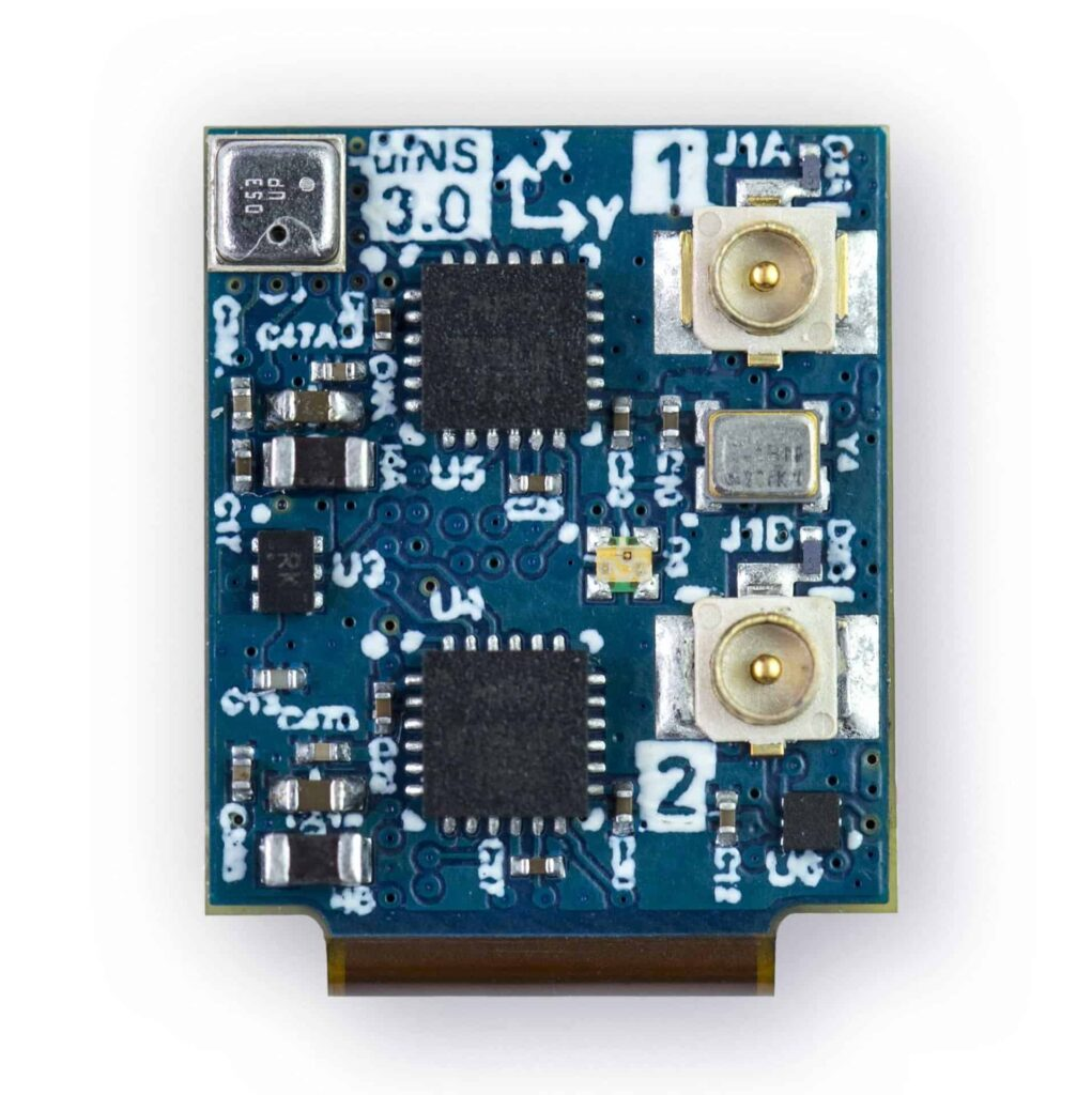 Miniature Gps Ins Gnss Ins Ahrs Imus For Uavs Ugvs