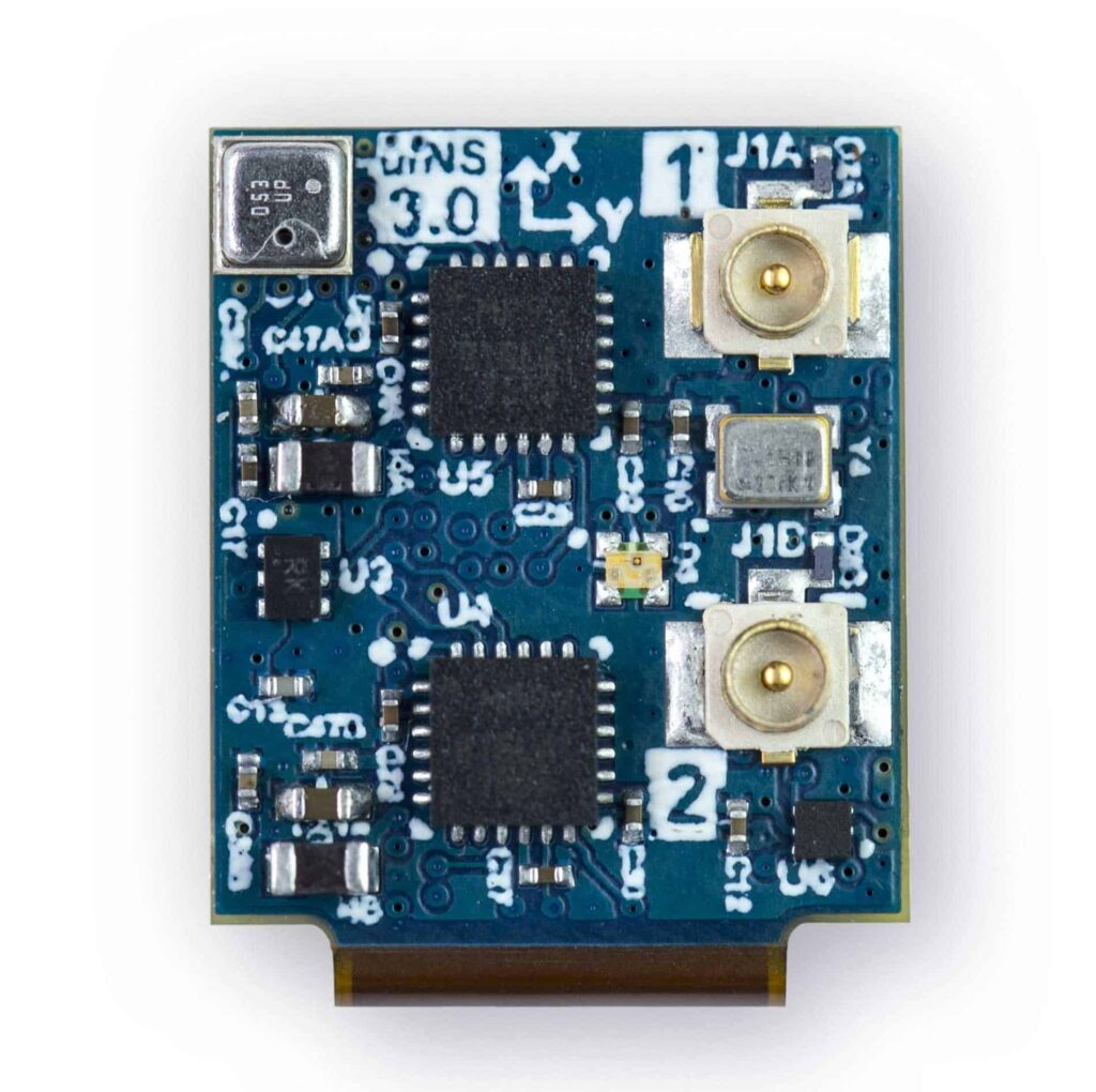 µIMU Miniature IMU for UAS