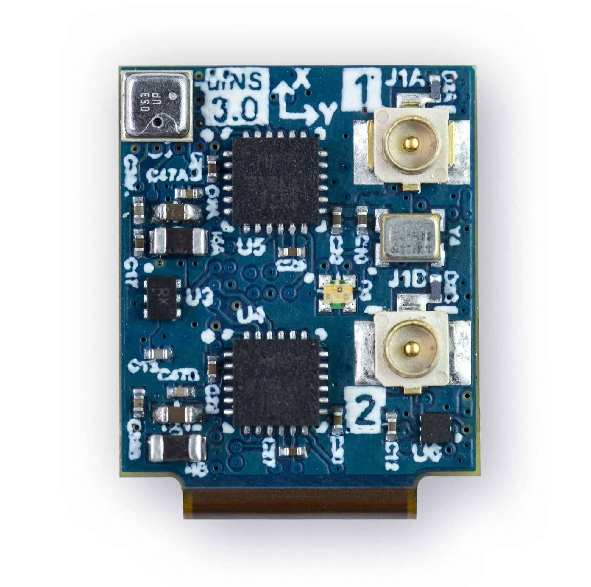 µINS Miniature INS for UAVs