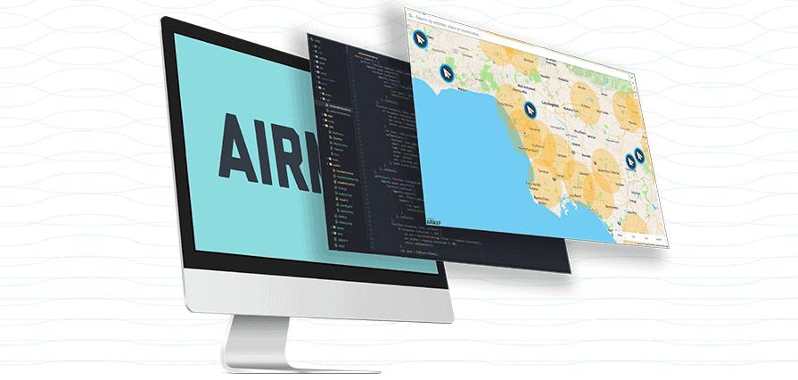 AirMap platform