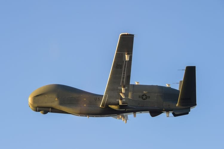 BACN Global Hawk UAV