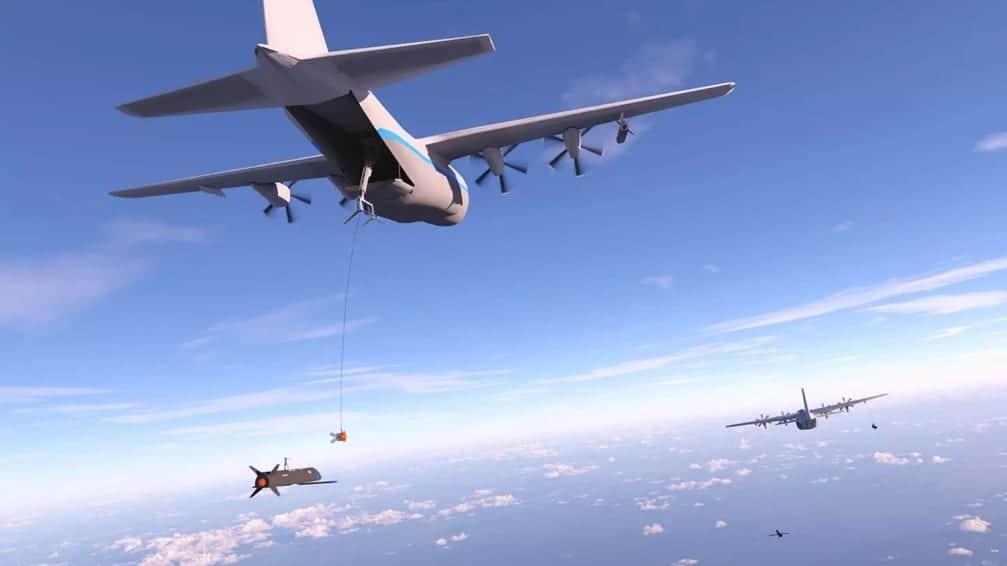 Advanced Navigation Ins Ahrs Selected For Darpa Gremlins