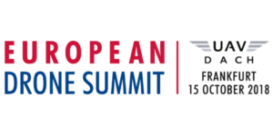 EUROPEAN DRONE SUMMIT 2018