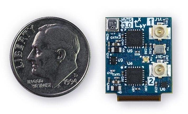 High Performance Miniature Inertial Sensors