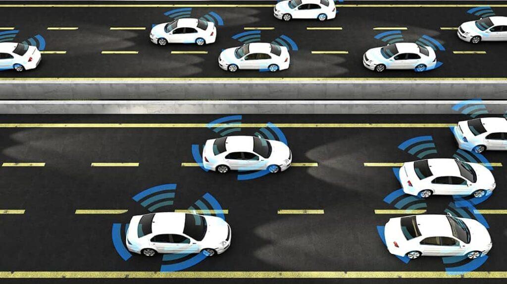 Ligado and Hexagon autonomous driving
