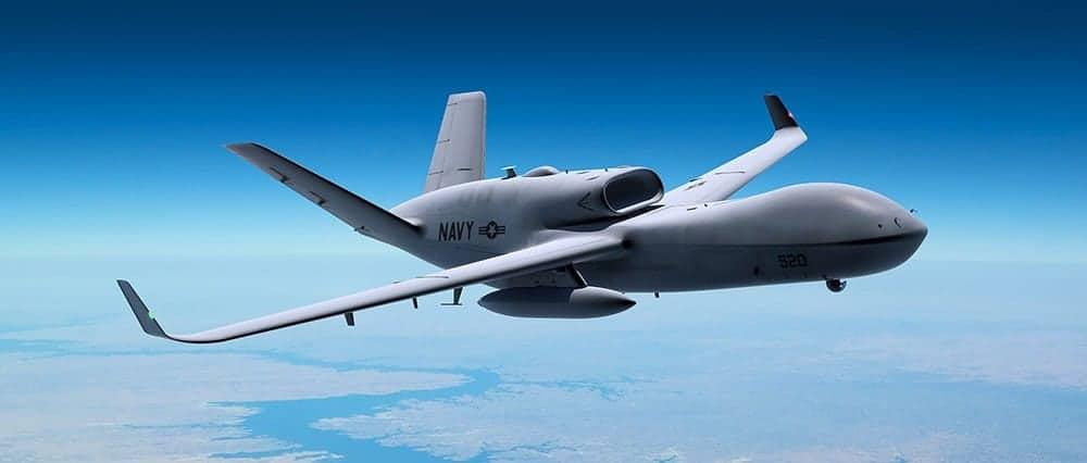 MQ-25 refueling UAS