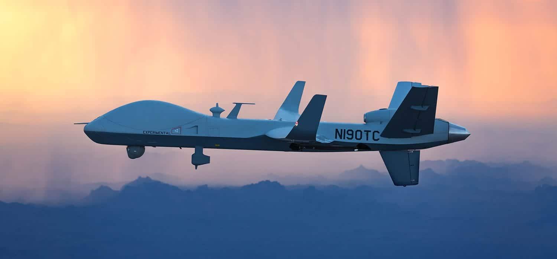 MQ-9B SkyGuardian MALE UAS