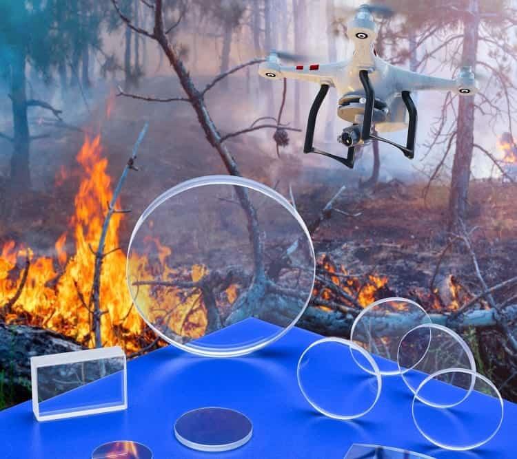 Meller Sapphire Windows for drones