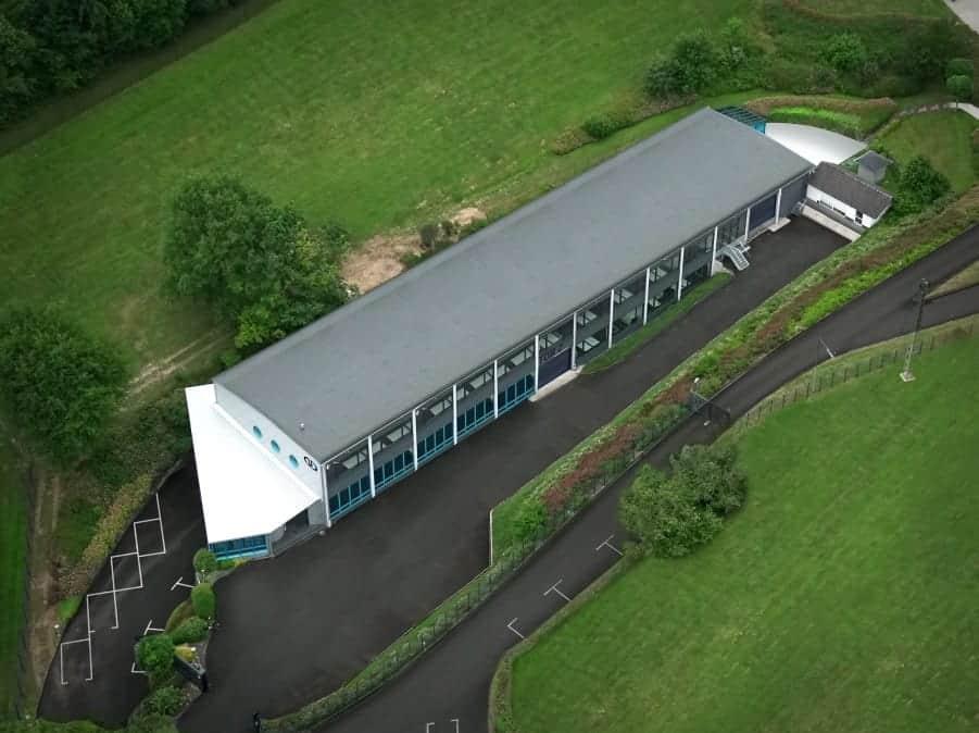 Microdrones new facilities