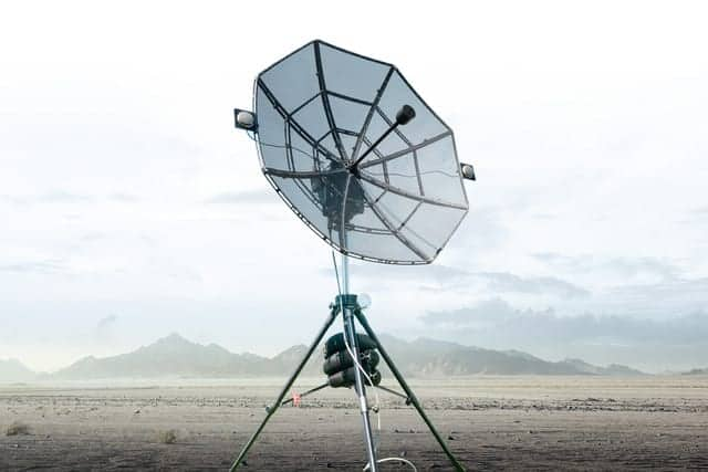 Persistent Systems Auto-Tracking Antenna System